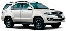 Toyota Fortuner 2.8 GD-6 Auto
