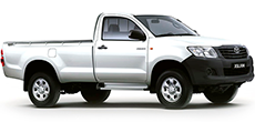 Toyota Hilux 4WD